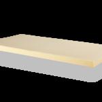 Der Kern von ergomed® Visco Toppern besteht aud hochwertigem viscoelastischem Schaumstoff im Raumgewicht 50 kg/m³